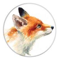 PopSockets Phone grip Fox-Bovenaanzicht