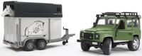 Bruder terreinwagen Land Rover Defender-Artikeldetail