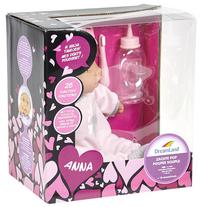 DreamLand poupée souple Anna-Côté gauche