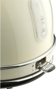 Bourgini Bouilloire Nostalgic Thermo Kettle cream-Détail de l'article