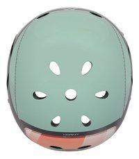 Mini Hornit casque vélo pour enfant Lids Military Green-Vue du haut