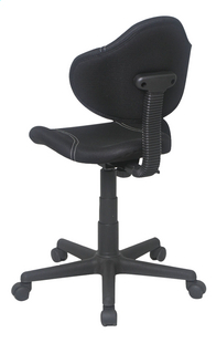 Chaise de bureau Argonaut noir-Arrière