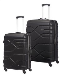 American Tourister Set de valises rigides Houston City black
