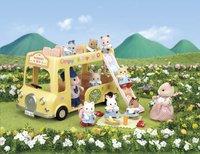 Sylvanian Families 5275 - Bus crèche à 2 étages-Image 1