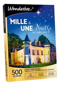 Wonderbox Mille & Une Nuits et Délices-Avant