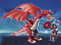 Playmobil Knights 5912 Red Dragon-Afbeelding 1