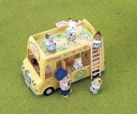 Sylvanian Families 5275 - Bus crèche à 2 étages-Image 4