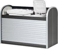 Biohort Coffre de rangement StoreMax gris foncé -Détail de l'article