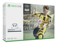 XBOX One S 500 Go + Fifa 17 + 1 manette-Détail de l'article