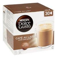 Nescafé Capsules Dolce Gusto XL café au lait - 3 stuks-Rechterzijde