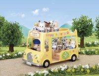 Sylvanian Families 5275 - Bus crèche à 2 étages-Image 6