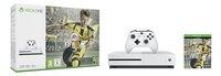 XBOX One S 500 GB + Fifa 17 met Fifa Legends-Vooraanzicht