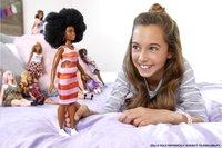 Barbie poupée mannequin  Fashionistas Curvy 105 - Bold Stripes-Image 1