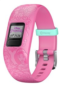 Garmin bracelet connecté Vivofit junior 2 Disney Princess rose-Côté droit