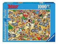 Ravensburger puzzel Asterix Jacht op de everzwijnen