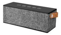 Fresh 'n Rebel luidspreker bluetooth Rockbox Brick Fabric Edition grijs
