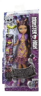 Monster High mannequinpop Dance the Fright Away Clawdeen-Vooraanzicht