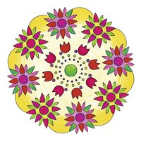 Ravensburger Original Mandala-Designer Flowers & Butterflies-Artikeldetail