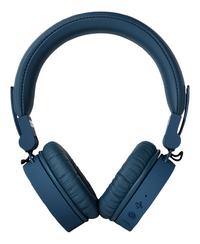 Fresh 'n Rebel bluetooth hoofdtelefoon Caps indigo