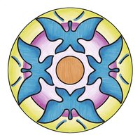 Ravensburger Original Mandala-Designer Flowers & Butterflies-Afbeelding 2