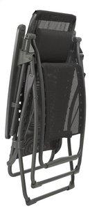 Lafuma chaise longue Futura Batyline Black noir-Détail de l'article