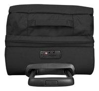 Eastpak sac de voyage à roulettes Tranverz S Black 51 cm-Vue du haut