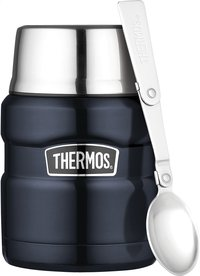 Thermos Porte-aliments King bleu 0,45 l