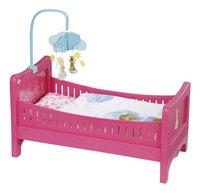 BABY born bed met mobiel