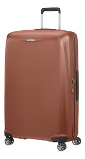 Samsonite Harde reistrolley Starfire Spinner orange rust 75 cm-Rechterzijde