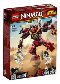 LEGO Ninjago 70665 Le robot samouraï-Côté gauche