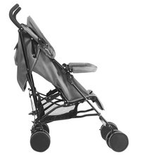 Dreambee Buggy Essentials anthracite-Linkerzijde