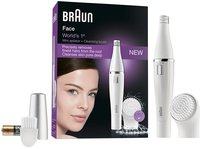 Braun Gezichtsborstel met mini epilator Face SE810-Artikeldetail