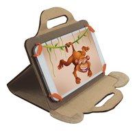 Port Designs universele opbergtas aap voor tablet-pc 7-8'' bruin-Artikeldetail