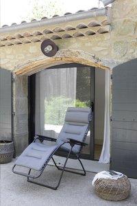 Lafuma chaise longue Futura Be Comfort Silver-Image 1