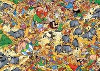 Ravensburger puzzle Astérix : Chasse aux sangliers-Avant
