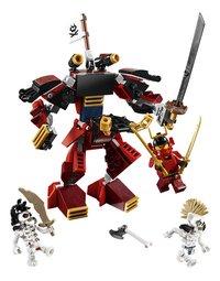 LEGO Ninjago 70665 Le robot samouraï-Avant