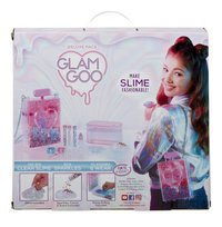 Glam Goo Make Slime Fashionable Deluxe-Achteraanzicht