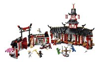 LEGO Ninjago 70670 Le monastère de Spinjitzu-Avant