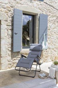 Lafuma chaise longue Futura Be Comfort Silver-Image 2