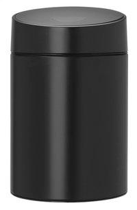 Brabantia poubelle Slide Bin 5 l noir
