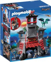 Playmobil Dragons 5480 Geheime drakenburcht