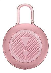 JBL haut-parleur Bluetooth Clip 3 rose-Arrière