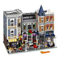 LEGO Creator Expert 10255 La place de l'assemblée-Avant