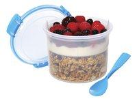 Sistema Bewaardoos To Go Breakfast 0,53 l - 2 stuks-Afbeelding 1