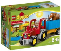 LEGO DUPLO 10524 Le tracteur de la ferme