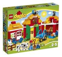 LEGO DUPLO 10525 La grande ferme