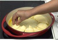 Le Creuset plat à tarte Tatin rouge 25 cm-Image 4