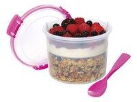 Sistema Bewaardoos To Go Breakfast 0,53 l - 2 stuks-Afbeelding 2