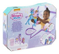 Fisher-Price Shimmer & Shine Magical Flying Zahracorn + Shine-Achteraanzicht