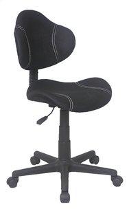 Chaise de bureau Argonaut noir-Côté gauche